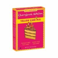 Cherrybrook Kitchen - Yellow Cake Mix - Case of 6 - 16.3oz - Case of 6 - 16.3OZ each
