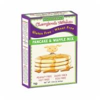 Cherrybrook Kitchen - Pancake and Waffle Mix - Case of 6 - 18 oz.