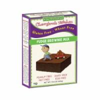 Cherrybrook Kitchen - Brownie Mix - Wheat & Gluten Free - Case of 6 - 14 oz - Case of 6 - 14 OZ each