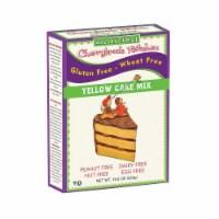 Cherrybrook Kitchen - Gluten & Wheat Free Yellow Cake Mix - Case of 6 - 16 oz - Case of 6 - 16 OZ each