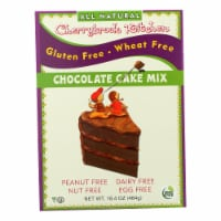 Cherrybrook Kitchen - Chocolate Cake Mix - Gluten Free Wheat Free - Case of 6 - 16.4 oz - Case of 6 - 16.4 OZ each