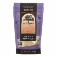 Truroots Organic Trio Quinoa - Accents Sprouted - Case of 6 - 12 oz.