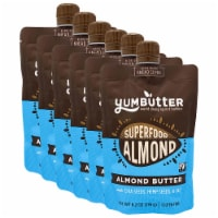 Yumbutter Superfood Almond Butter Squeeze Pouch