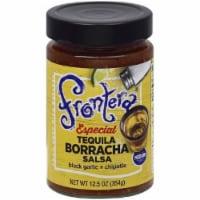 Frontera Especial Tequila  Borracha Salsa, 12.5 oz (Pack of 6)