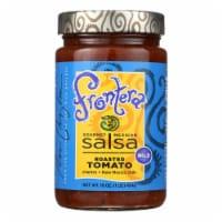 Frontera Foods Tomato Jalape?o Salsa - Salsa - Case of 6 - 16 oz. - Case of 6 - 16 OZ each