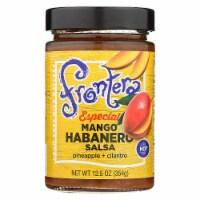 Frontera  Especial Mango Habanero Salsa, 12.5oz  (Pack of 8)