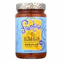 Frontera Foods Rustic Tomato Salsa - Salsa - Case of 6 - 16 oz. - 16 OZ