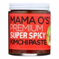 Mama O's Premium Kimchi - Paste Kimchi Spr Spicy Vgn - Case of 6 - 6 OZ