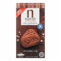 Nairn's Oatmeal and Chocolate Chip - Chocolate - Case of 12 - 5.64 oz. - 5.64 OZ