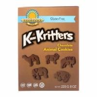 Kinnikinnick Animal Cookies - Case of 6 - 8 oz. - 8 OZ