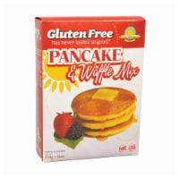 Kinnikinnick Pancake & Waffle Mix -Gluten Free - Case of 6 - 16 oz - 16 OZ