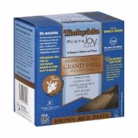 Tinkyada Brown Rice Pasta - Grand Shell - Case of 12 - 8 oz