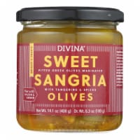 Divina - Olives Sweet Sangria - Case of 6 - 14.1 OZ