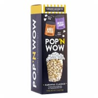 Urban Accents Popcorn Gift Set PopCorn kernel & Two Seasonings, 7oz (Pack of 6)