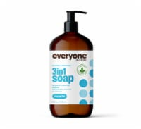 Everyone® Unscented 3in1 Soap - 32 fl oz