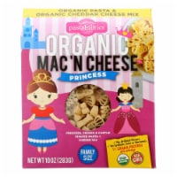 Pastabilities Organic Pasta & Organic Cheddar Cheese Mix - Case of 6 - 10 OZ - Case of 6 - 10 OZ each