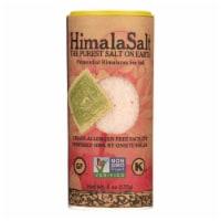 Himalasalt Primordial Himalayan Sea Salt - Fine Grain - Shaker - 6 oz - Case of 6 - Case of 6 - 6 OZ each