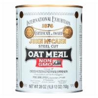 McCann's Irish Oatmeal Irish Oatmeal Tin - Case of 12 - 28 oz. - Case of 12 - 28 OZ each