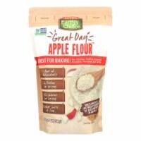 Nature's Earthly Choice - Flour Apple - Case of 4 - 16.0 OZ - 16.0 OZ