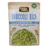 Nature's Earthly Choice - Rice Broccoli - Case of 6 - 8.5 OZ - Case of 6 - 8.5 OZ each