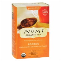 Numi Tea Organic Rooibos - Caffeine Free - 18 Bags - 18 BAG