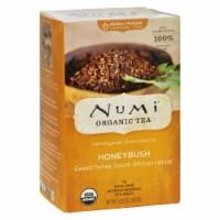Numi Honeybush Bushman's Brew - 18 Tea Bags - Case of 6 - 18 BAG