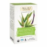 Numi Tea Organic Herb Tea - Presence - Case of 6 - 16 count - 16 CT