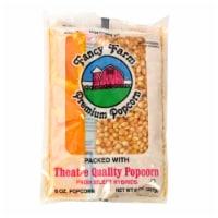 Fancy Farms Popcorn Mini-Max Kit - 8 oz. kit, 36 per case - 36-8 OUNCE