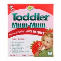 Hot Kid Toddler Mum - Strawberry - Case of 6 - 2.12 oz. - Case of 6 - 2.12 OZ each