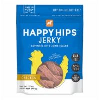 Happy Hips - Jerky Green Free Chicken - Case of 12 - 4 OZ
