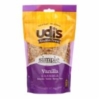 Udi's Granola, Vanilla  - Case of 6 - 11 OZ - Case of 6 - 11 OZ each