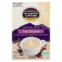 Oregon Chai Tea Latte Mix - The Original - Case of 6 - 8 Count - Case of 6 - 8 CT each