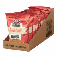 Boulder Canyon Red Chili Kettle Chips, 2 Ounce -- 8 per case. - 8-2 OUNCE