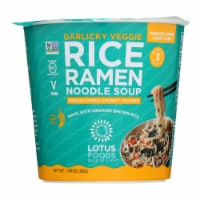 Lotus Foods - Ramen Gar Veg Brown Rc - Case of 6 - 2.05 OZ - Case of 6 - 2.05 OZ each