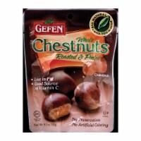 Gefen Whole Chestnuts - Low Fat - Case of 12 - 5.2 oz. - 5.2 OZ