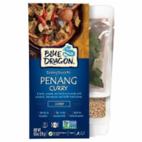 Blue Dragon 3 Step Penang Curry Sauce Kit, 9.6 oz [Pack of 6] - 6