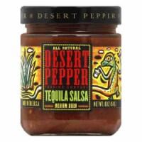Desert Pepper Salsa Tequila, 16 OZ (Pack of 6) - 6
