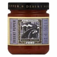 Desert Pepper Divino Salsa - Mild, 16 OZ (Pack of 6) - 6