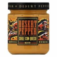 Desert Pepper Chili Con Queso - Medium, 16 FO (Pack of 6) - 6