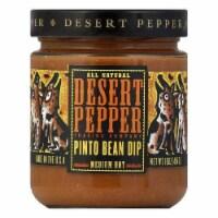 Desert Pepper Pinto Bean Dip, 16 OZ (Pack of 6) - 6