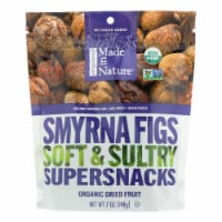 Made In Nature Dried Smyrna Figs  - Case of 6 - 7 OZ - Case of 6 - 7 OZ each
