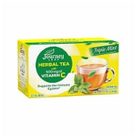 Journey Leaf Triple Mint Herbal Tea, 1.24 oz [Pack of 8] - 08