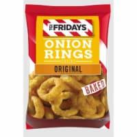 TGI Fridays Onion Rings, 2 Ounce -- 6 per case. - 6-2 OUNCE