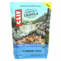 Clif Energy Granola Blueberry Crisp, 10 oz (Pack of 6)