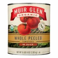 Muir Glen Organic Whole Peeled Tomatoes - Case of 6 - 102 oz - Case of 6 - 102 OZ each