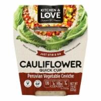 Cucina & Amore - Meal Cauliflower Peru Veg - Case of 6 - 7.9 OZ - Case of 6 - 7.9 OZ each