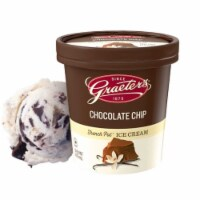 Graeter's Chocolate Chip, pint (8 count) - 8 Count