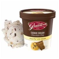 Graeter's Chocolate Chip Cookie Dough, pint  (8 Count) - 8 Count
