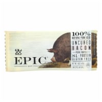 EPIC Maple Uncured Bacon and Pork Bars