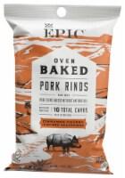 Epic Oven Baked Pork Rinds Cinnamon Churro, 2.5 oz (Pack of 12) - 12